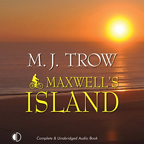 Maxwell's Island audiobook cover art
