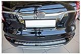 tuning-art L199 Protección Parachoques para Honda CR-V 4 2015-2018 Acero INOX, 5 años de garantía