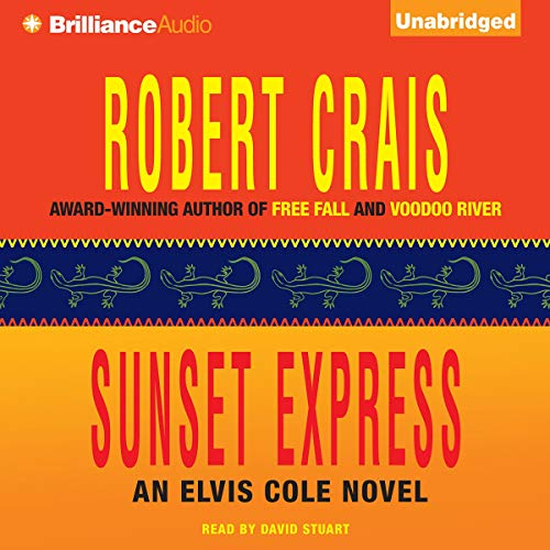 Sunset Express  By  cover art