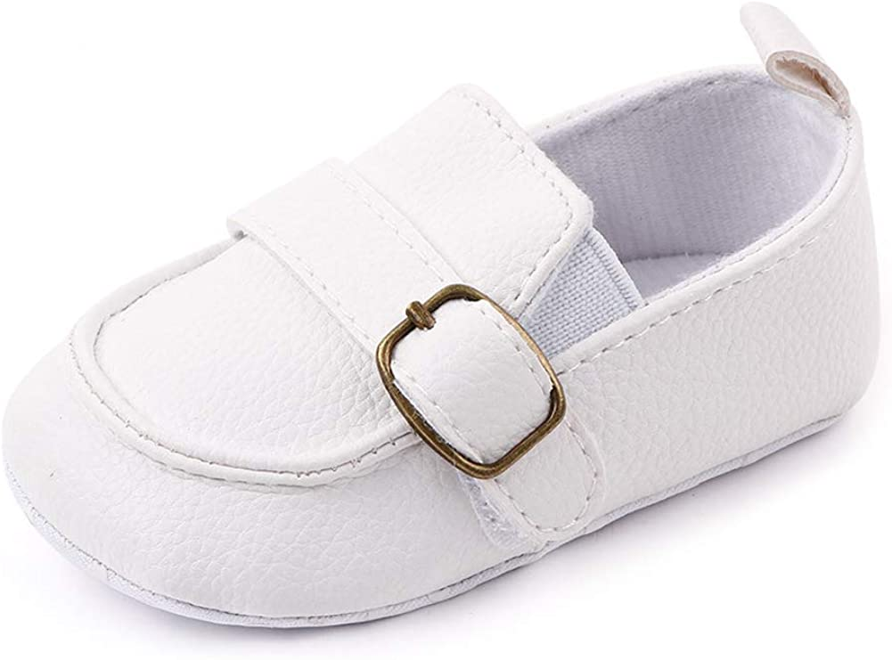 LONSOEN Baby Limited time cheap sale Girls Boys New life Loafers Prewalker Crib Moccasin Shoes