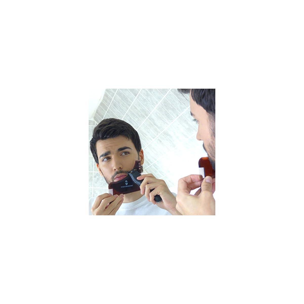 beard shaping tool secret santa