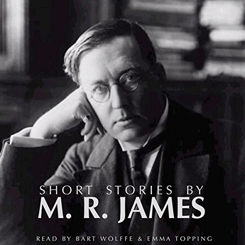Short Stories by M. R. James audiobook cover art