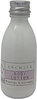 Archive Rose Hips & Lavender Calming Body Lotion lot of 6 Each 1.5oz Bottles. Total of 9oz