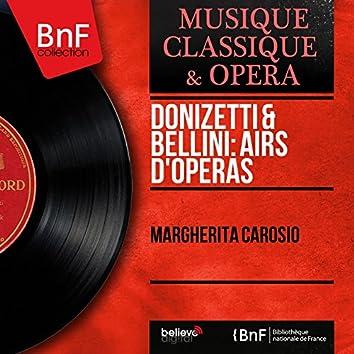Donizetti & Bellini: Airs d'opéras (Mono Version)