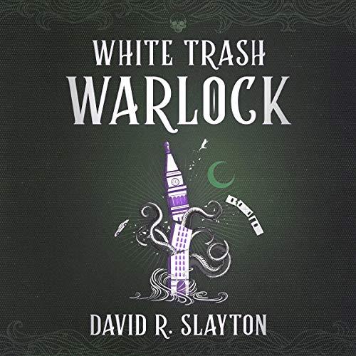 Couverture de White Trash Warlock