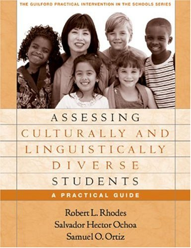 Assessing Culturally and Linguistically Diverse Students:...