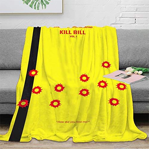 STTYE My Kill Bill – Parte … Manta de piel