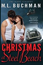 Christmas at Steel Beach (The Night Stalkers) by M. L. Buchman (2014-11-19)