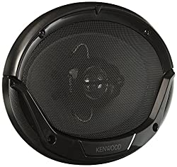 Top 10 Best Car Speakers Review - Kenwood KFC-6965S 6 x 9 Inches 3-Way 400W Speakers