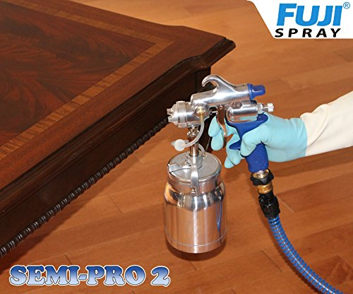 best HVLP paint sprayer for cabinets
