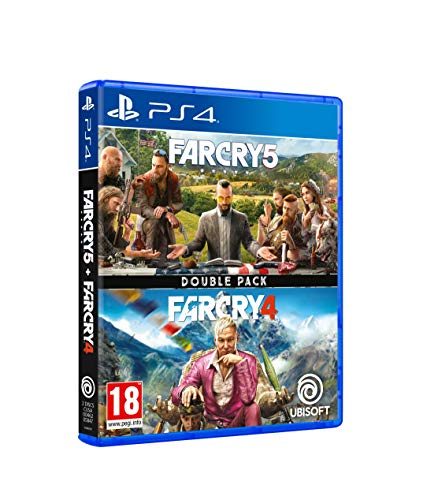 Compilation: Far Cry 4 + Far Cry 5 - PlayStation 4