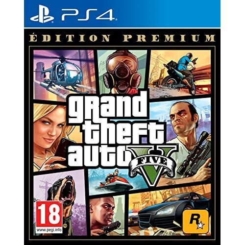 GTA V - Edition Premium - PlayStation 4 [Edizione: Francia] - Special - PlayStation 4