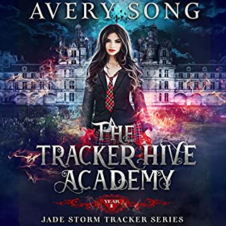 The Tracker Hive Academy: Year One audiobook cover art