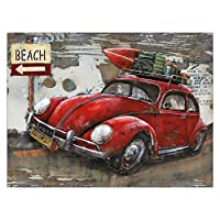 TAIYANBEST Car Pattern 5D Diamond Embroidery Painting DIY Painting Cross Stitch Home Decor Cross Stitch Gifts, No Frame