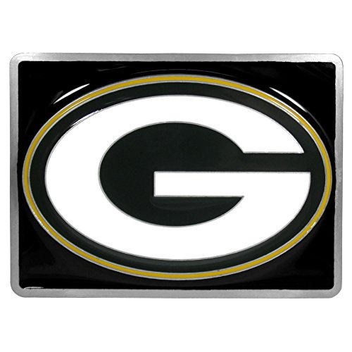 Siskiyou Green Bay Packers NFL Hitch Cover