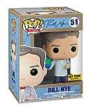 Funko Iconos #51 - Bill Nye [con Globe] H.T. Exclusivo