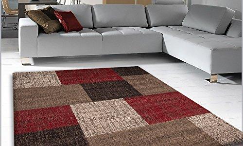 Teppich Mondo 105Rot 80x 300cm