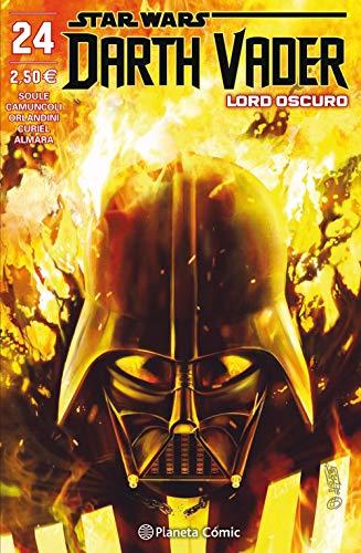 Star Wars Darth Vader Lord Oscuro nº 24/25 (Star Wars: Cómics Grapa Marvel)