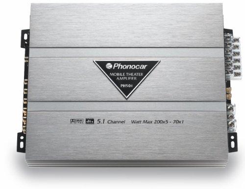 Phonocar PH501Verstärker 5.1mit 6Kanäle
