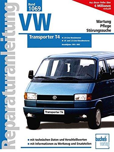 VW Transporter T4 (Reparaturanleitungen)