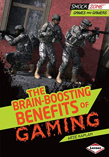 The Brain-Boosting Benefits of Gaming (ShockZone ™ — Games and Gamers)