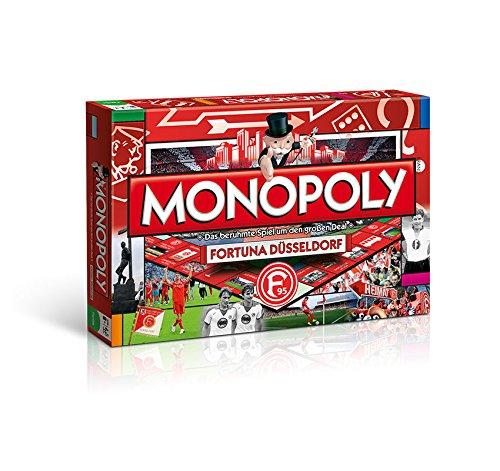 Monopoly Fortuna F95 Düsseldorf Fußball Spiel Brettspiel Gesellschaftsspiel