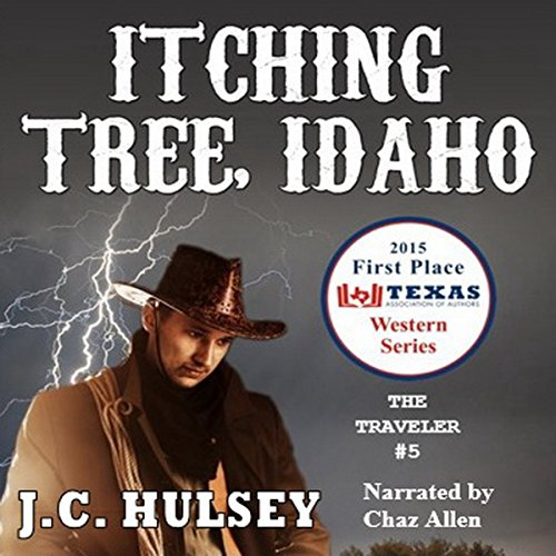 Itching Tree, Idaho audiobook cover art