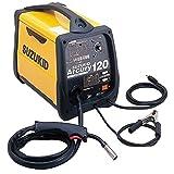 スター電器製造(SUZUKID)ノンガス・MIG/MAG兼用 100V専用半自動溶接機アーキュリー120 SAY-120