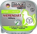MACs Cat Vetcare Nierendiät Huhn 100g für Katzen 16er Pack (16 x 100g)