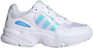 iridescent running shoes