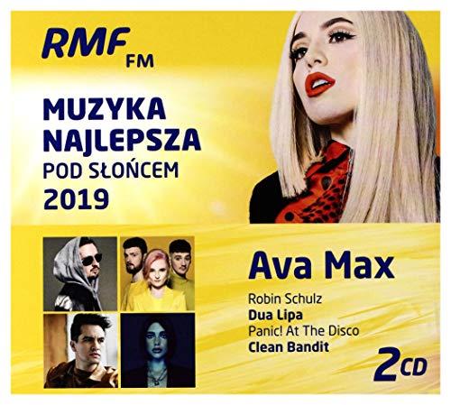 RMF FM: Muzyka Najlepsza Pod SĹoĹcem 2019 (digipack) [2CD]