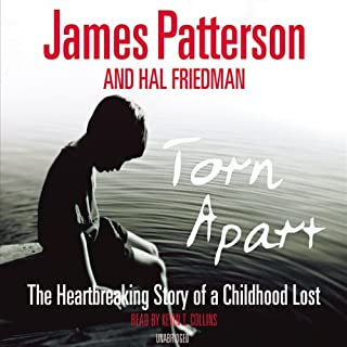 Torn Apart audiobook cover art