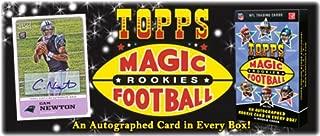 Best topps magic football Reviews