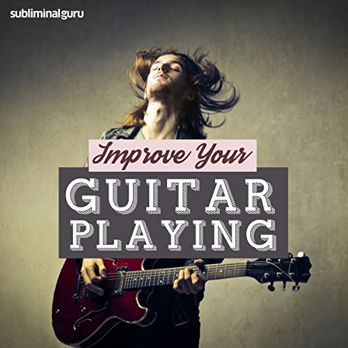 Improve Your Guitar Playing audiobook cover art