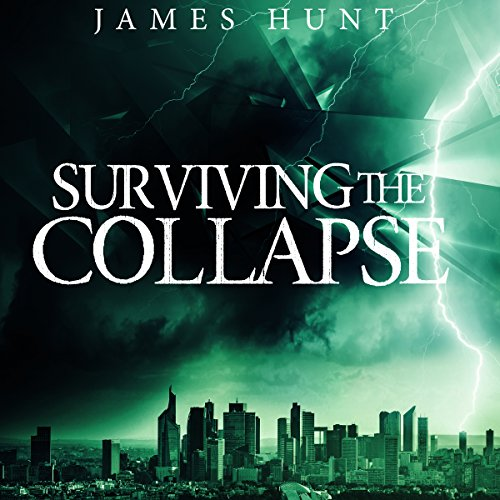 Surviving the Collapse: Book 1 audiobook cover art