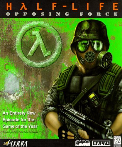 Half-Life Expansion Pack: Opposing Force – PC