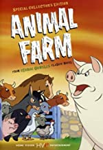 animal farm film 1954