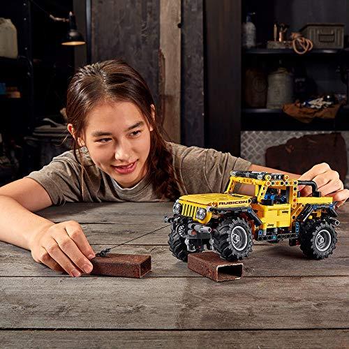 LEGO-Technic Jeep-Geländewagen – LEGO 42122 - 6