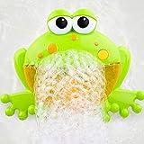 Lounayy Baby Bath Bubble Machine Badewanne Big Basic Mode Frog Automatische Dusche Bubble Maker Gebläse Mit 12 Musik Song Badespielzeug Für Kinder Sale Home Täglich Gebrauch Produkt