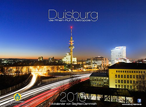 Duisburg: die Rhein-Ruhr Metropole