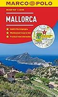 Marco Polo Holiday Map Mallorca