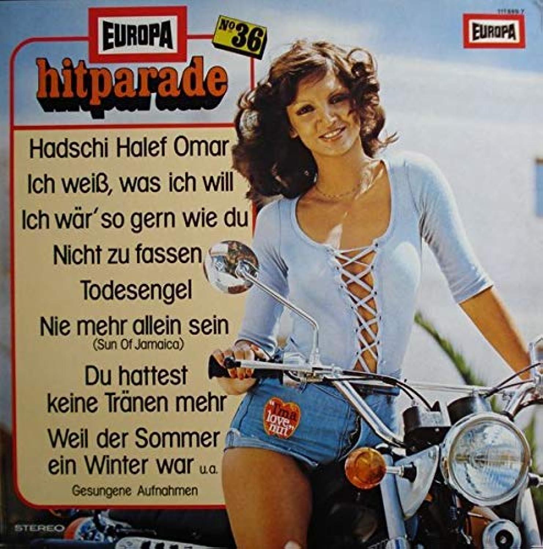 Europa Hitparade 36 / Vinyl record [Vinyl-LP] odrblv3220606