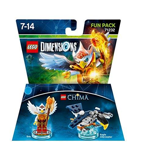 LEGO Dimensions - Fun Pack - Eris - [Edizione: Germania]