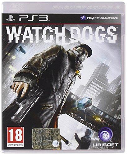 Ubisoft Watch Dogs, PlayStation 3 - Juego (PlayStation 3, PlayStation 3, Acción / Aventura, 21.11.2013)