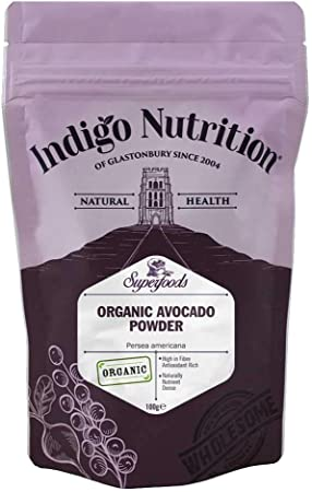 Indigo Herbs Aguacate Orgánico 100g