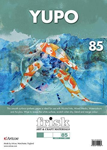 Frisk 14385210 Yupo Papier Pack A2