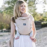Love & Carry Love Tie/Mei Tai - Riñonera ergonómica para recién nacido Sáhara