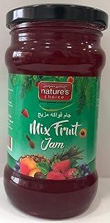 Natures Choice Mix Fruit Jam - 370Gm