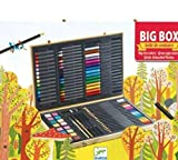 Djeco 17232 Big Box of Colours, Multicolour
