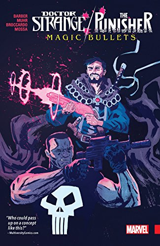 Doctor Strange/Punisher: Magic Bullets (Doctor Strange/Punisher: Magic Bullets Infinite Comic) (English Edition)